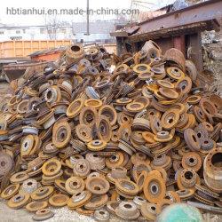 Eisen-Metall-Abfall-Schrotte für Verkaufs-Alteisen-Ballenpresse