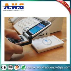 ACR-122u draagbare RFID-lezer met 13,56 MHz voor NFC-chips