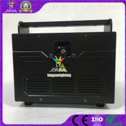 1W Stadiums-Tanzen-Laser-Erscheinen-System DJ Ableiter-RGB beleuchten