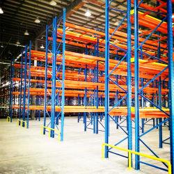 産業倉庫のための頑丈な鋼鉄選択的なパレット記憶のラッキング