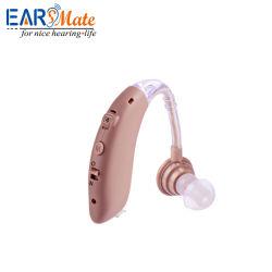 Dispositif d'amplification médical Aide auditive programmable rechargeable