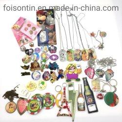 いろいろな種類の金属のクラフト、メタルピン、バッジ、ブレスレット、Necklanceの金属のおもちゃ