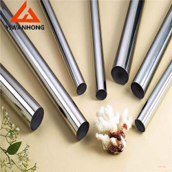 6063 6061 6082 che il colore d'argento si è sporto anodizza il tubo di alluminio