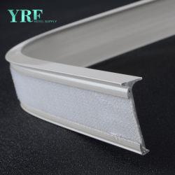 Decken-Teiler-Bendable Aluminiumkrankenhaus-Zelle-Vorhang-Spur