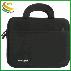 Personalizados promocionais 12polegadas sacola de neopreno estojo do computador portátil