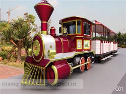Tren Turístico de nuevo estilo de tren diesel eléctrico/Ce, TUV, RoHS