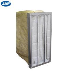 La Chine industrielle Pocket sac synthétique du filtre à air