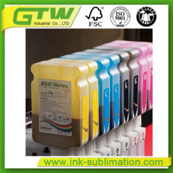 Taiwán Jetbest Eco-Solvent Original Paquete de 500 ml de tinta