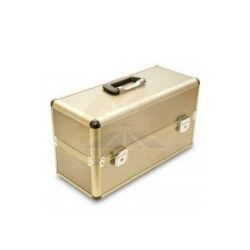 Stockage d'or aluminium Boîtier de jeu de sport (SH-7001)