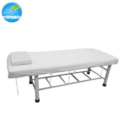 Medical Cama Ajustable impermeable Funda de colchón de Hospital