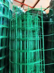 Из нержавеющей стали с покрытием из ПВХ оцинкованной сварной проволочной сеткой (XM-818)