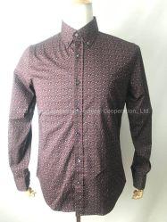 Camisolas de manga comprida para homem, 98% de algodão, 2% de spandex Poplin, Port Royale