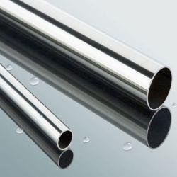 304 أنبوب من الفولاذ المقاوم للصدأ للنوافذ المضادة للسرقة، ودرابزين، وجوارلس