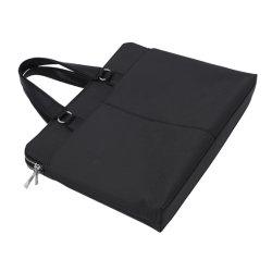 人の軽量ポリエステル防水ポータブルコンピュータファイル袋のハンドバッグ
