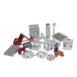 Acero inoxidable de precisión personalizado de aluminio torneado tornos fresadoras de mecanizado CNC piezas