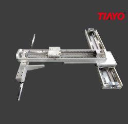 El pórtico de múltiples de 3 ejes etapa lineal Robot automático para máquina de recubrimiento