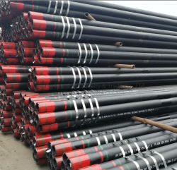 China-Fabrik-legierter Stahl L80 13cr Eue Btc, Öl-Schlauchrohr API 5CT L80 9cr, nahtloses Gehäuse-Rohr in API 5CT P110 Q125