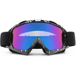 Lunettes de vélo Motorcross 2021 Motocross MX moto personnalisée des lunettes de protection