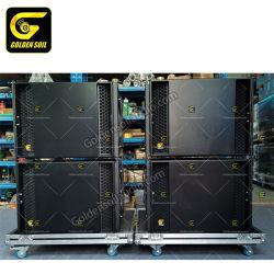 Geos1230 sondern eine 12 Zoll-Zeile Reihen-Lautsprecher aus, den Ls18 18 Zoll Subwoofer Lautsprecher-Kasten BerufsaudioSubwoofer System aussondern