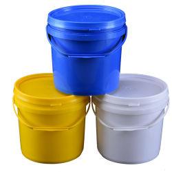 جرافة بلاستيكية سعة 3 لترات تستخدم في الطلاء، والطعام، ومواد التشحيم، ومواد التغليف اللاصقة