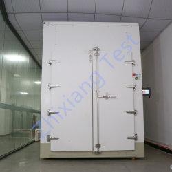 Personalizar para caminar en la temperatura la humedad de la cámara de niebla salina Laboratorio / Corossion Tesitng / Prueba la norma ASTM-B117