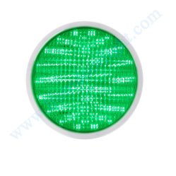 Dimerizável PAR56 Lâmpada LED 15W de feixe de 30 graus, DC12V PI68 Lâmpada Exterior Empreiteiros