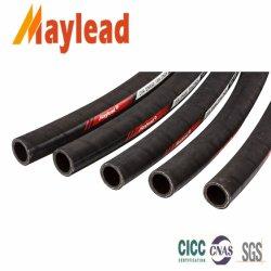 0602 Braides de alambre de acero de alta presión mangueras de goma