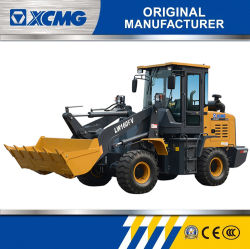 XCMG Minirad-Ladevorrichtung der Vorderseite-Ladevorrichtungs-Lw160 1.6ton