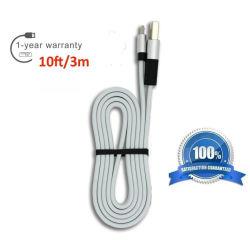 3.3FT ПВХ материал Micro-USB 2.0 кабель передачи данных в белый