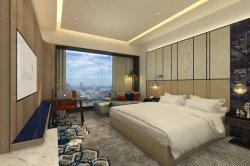 [شنس] صنع وفقا لطلب الزّبون تصدير رف حديثة فندق مشروع غرفة نوم مجموعة أثاث لازم خشبيّة