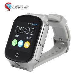 Het waterdichte Bejaarde GPS van de Jonge geitjes van het Kind 4G 3G Volgende Horloge van het Apparaat voor de Bejaarde van Volwassenen