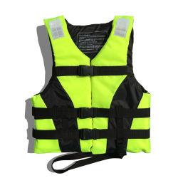 Giacca professionale Kayak Life con cintura a losguette stringe giubbotto gonfiabile Per il kayak proteggere in modo sicuro le persone da affogarsi