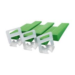 Pas facile à écraser une endurance élevée écologique Custom SG2 tuile mosaïque de localisation de l'entretoise de réglage de niveau de mise à niveau
