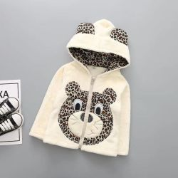 Ragazzo Girls maglia Crometto Cardigan Baby Kids indumento esterno