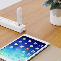 4G LTE USB를 지원하는 미니 4G 무선 USB 동글의 잠금을 해제했습니다 SIM 카드 슬롯