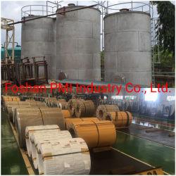جودة عالية Ss409/430/436 (رقم 1/2B/BA) ملف من الفولاذ المقاوم للصدأ/لوحة/ ورقة بوسكو/تيسكو/باو ستيل لصناعة حاويات المشروبات/الخزانات