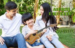도매 가격 성인 전문가 솔리드 23 인치 콘서트 마호가니 우쿨레 판매