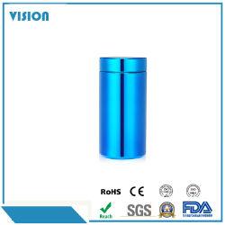 13oz-400 HDPE 380ml blaue Plastikflaschen leeren sich vom Nahrung-Puder