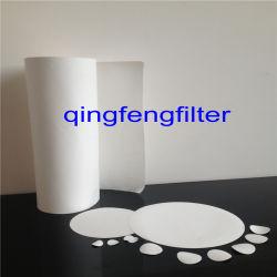 La membrane en nylon pour le placage de papier filtre de traitement des eaux usées
