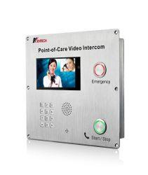 高速道路緊急 IP 電話ヘルプポイント(キーパッド付きバンク用