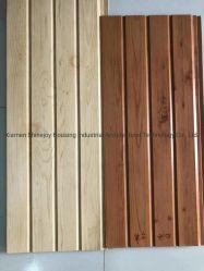 383mm, 400 mm Modular de madera blanca de ladrillo de la casa de la pared del panel de revestimiento de espuma PU
