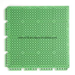 Multi-Sport weicher elastischer pp. Sport-Gerichts-Plastikbodenbelag