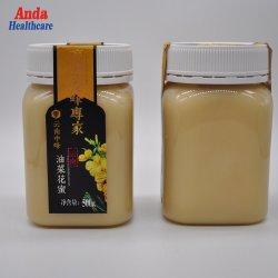 علبيّة عسل نحلة منتوجات 100% طبيعيّ عضويّة وحشيّة [شنس] [هربل مديسن] يمدّد طعام, ثمين نادر, لا مضادّ للجراثيم, لا مبيد, حياة, [كل] يزهر عسل