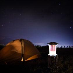 携帯用屋外の照明LEDキャンプのランタン屋外のキャンプライトランタン