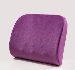 慰めおよび柔らかい乳液のカー・シートのクッションのウエストの枕