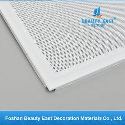 アルミニウム材料の偽の天井に使用する正方形の天井板