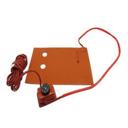 産業電気適用範囲が広いシリコーンゴムの温湿布かマット