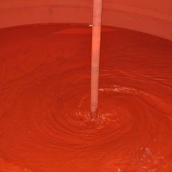 Ossido di ferro rosso della polvere inorganica del pigmento R101 per il rivestimento della costruzione e la pittura ecc