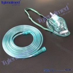 성숙한 /Children를 위해 단일 용도를 위한 의학 처분할 수 있는 산소 마스크