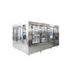 張家港(張家港)自動炭酸飲料充填システム(ソフトドリンク / ソーダ水 / CSD / 飲料充填 / ボトリング包装機